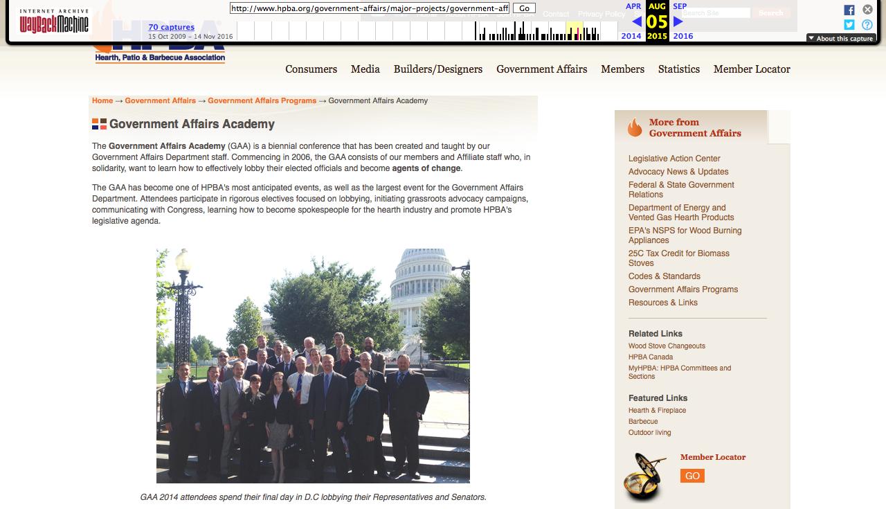 HPBA-GovernmentAffairsAcademy